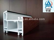 upvc window profile lg quality profile/pvc window profile/china pvc profile