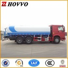 SINOTRUK High Quality HOWO brand 6x4 high quality water tank truck for sale in dubai diesel water tanker truck for sale