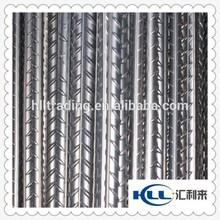 High Tensile Reinforcement Steel bar 16mm-25mm Diameter and BS,GB,JIS Standard mild steel bar price