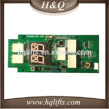 LG elevator display board elevator PCB DHI-461
