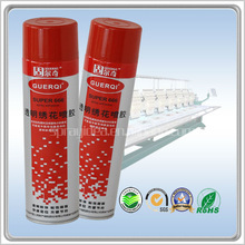 Top quality GUERQI 666 epoxy resin adhesive for fabric