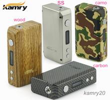 Looking Quality high wattage box mod 20watt electronic cigarette starter kit