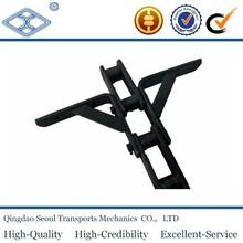 free flow long pitch hot sell heavy long heavy steel chain fu350