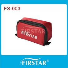 Small portable travel popular mini green first aid bag