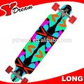 erwachsene drop durch longboard skateboard tasche