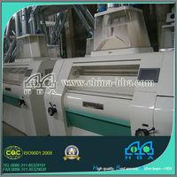 China good quality high capacity rice flour mill machine wheat flour grinder machine