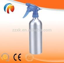 Corrosion Resistant Aluminum Bottle With Caps, Pump Spray