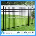 moderna de aluminio y puertas de diseño vallas para el jardín