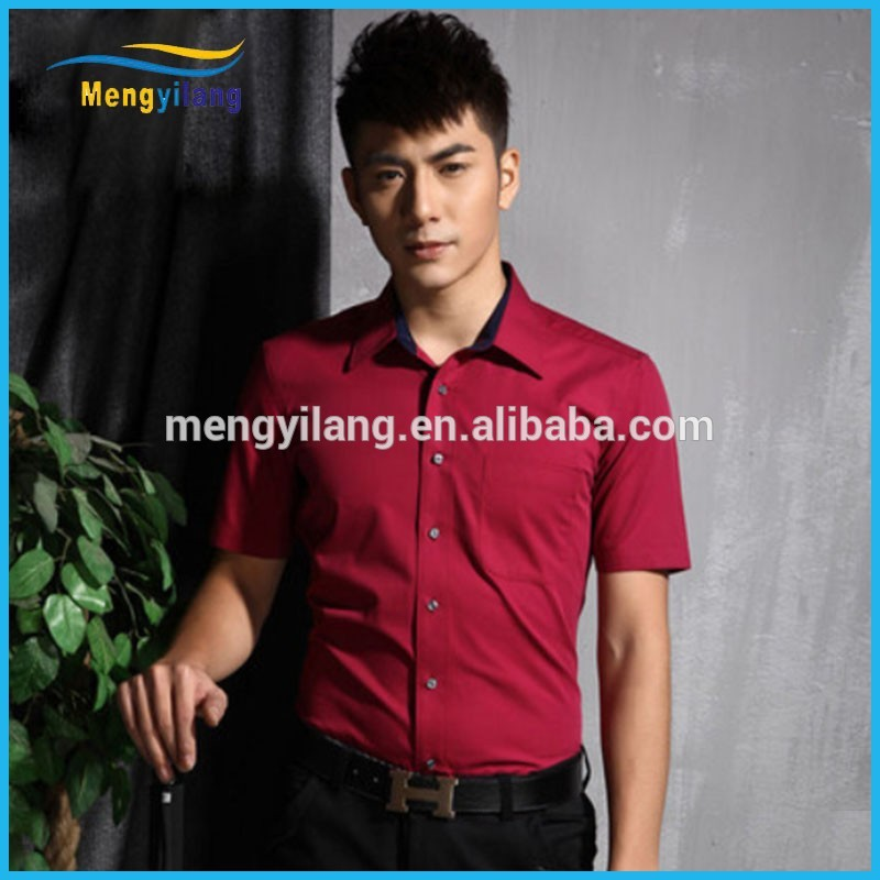 Dress Wine Color Color Wedding Dress Shirt