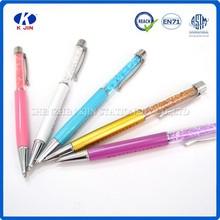 custom logo pen/new model ball pen/good office ball pen