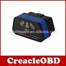 A++ quality Vgate icar 2 Bluetooth ELM327 OBD OBDII OBD2 /Wifi ELM 327 Car Diagnostic Tool Support Android/ IOS/PC