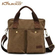 Fashion Handbag Tablet Hand Carry Bag Business Laptop Bag Canvas Handbag
