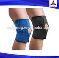 Support de genou ouvert garde strap band bracelet magnétique du genou pour l'extérieur sports basketball