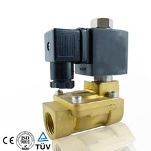 Professional design normally open 240v solenoid valve