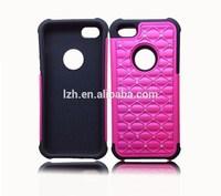 For Apple iPhone 5/5S Bling Diamond Full Star Cover Case