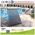 Sistema de calefacción solar colectorsolar para proyecto de natación de la piscina, el hotel, el hospital, de la escuela