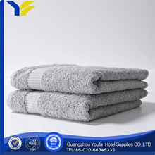 bleached china wholesale 100% bamboo fiber jacquard on face towel