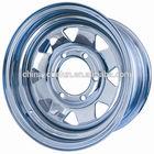 15''x8'' MAXLOAD 3300LBS Truck Trailer Wheel