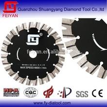 V Shape Diamond Blade For Granite Dry Cutting