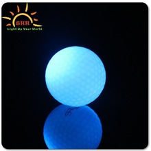 high quality LED light up golf ball for party decoration