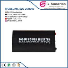 newest portable pure sine wave rack mount inverter ups