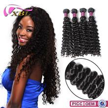 XBL 6A On Sale Real Human Hair Double Layers Wholesale Brazilian Virgin Hair