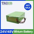 24v 50ah bateria de lítio íon
