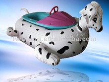 Inflatable Water Bumper Boat Sports Equipment for Water Park Gmaes