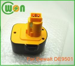 Battery for Dewalt DC9071 DE9071 DW9071 DE9037 DE9074 DE9075 DE9501 DW9072
