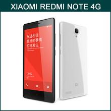 China Mobile Phone Distributor Genuine Hongmi Note 5.5 Inch Xiaomi Redmi Note 4G Smart Phone