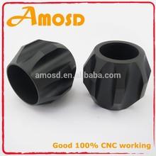 CNC camera small skid delrin material parts