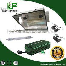 ETL CERTIFICATED ,5 years warranty hydroponics DE rainbow aluminium reflector lamp shade