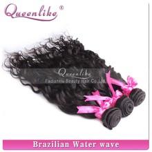 Lovely queenlike brand virgin brazilian hair