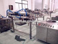 D2441 High Qualtiy Floor-Type Chocolate Decoration Machine