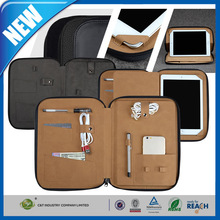 C&T Multifunctions PU travel bag tablet+cover+for+ipad+air+2+leather+case