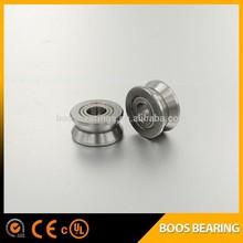 LV 202-41 v groove wheel bearing linear guide bearing