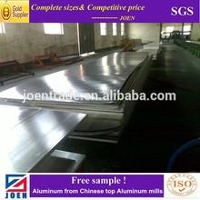 Wood grain aluminum plate 5052 meter price