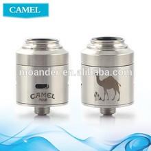 2015 innovation design 100% authentic camel rda camel atomizer