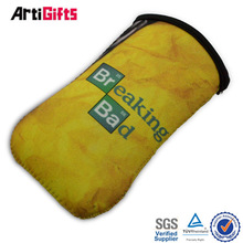 Artigifts company professional top quality promotional fashion clear wine cooler plastic bag