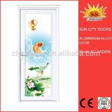 sliding glass door lock of Aluminum doors SC-AAD059