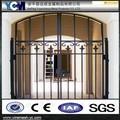 forjado ferro fundido portão interior modelos
