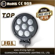 2015 Hot led work lamps 80w cree safety led work lamp car led work light led light car 12v