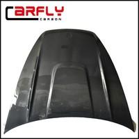 Carbon fiber hood for Porsche Cayenne958