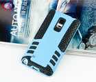Hybrid Tpu And PC Cell Phone Cases For Samsung Galaxy Note 4 Rocket Hybrid Cover Protector Case