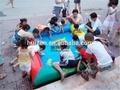 novos pvc inflável do esporte das crianças piscina de natação