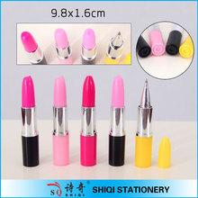 fashion cosmetic lipstick shape pen