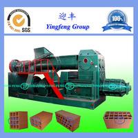 JZK series brick machine! Yingfng decorative garden brick making machine