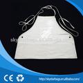 venda quente boa qualidade personalizado avental de vinil para venda