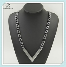 2015 Unique Long Necklace Costume Jewelry, Import Jewelry from China
