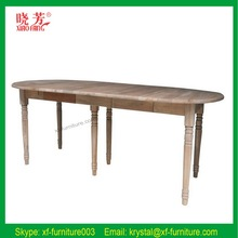 Heavy-duty durable beautiful pattern dining round table and chairs set